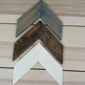 ☕Set of 3 wooden arrows